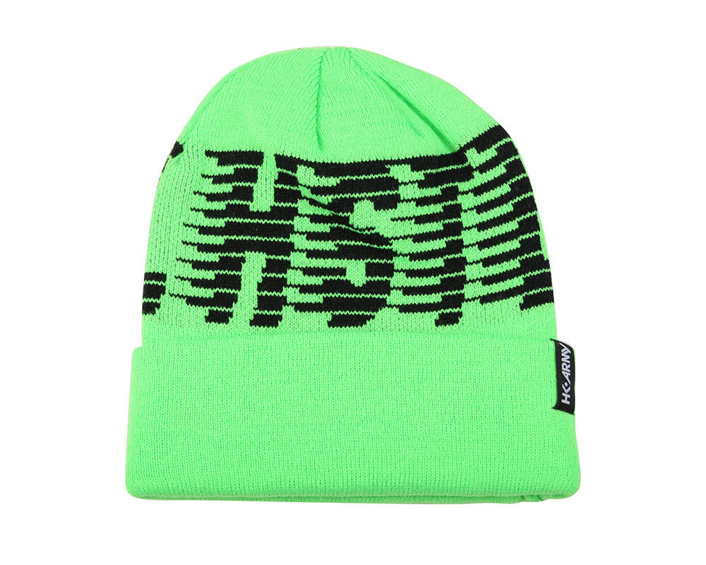 HK Army HSTL Beanie - Green/Black