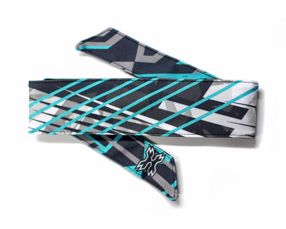 HK Army Headband - Chaos Teal