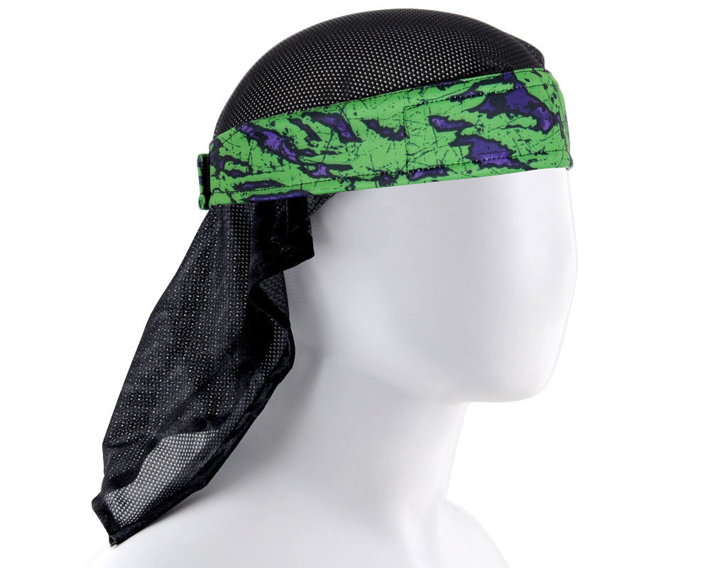 HK Army Headwrap - Poison Green