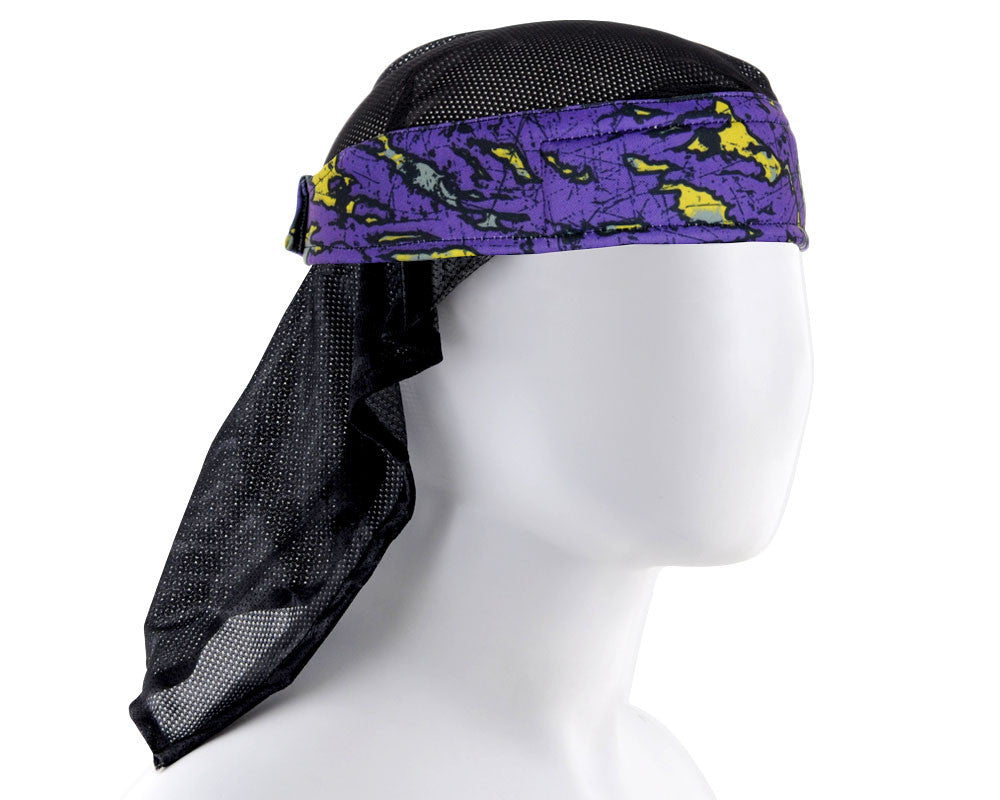 HK Army Headwrap - Poison Purple
