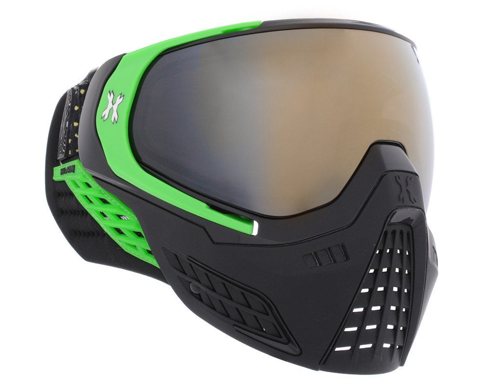 HK Army KLR Paintball Mask - Lemon Lime