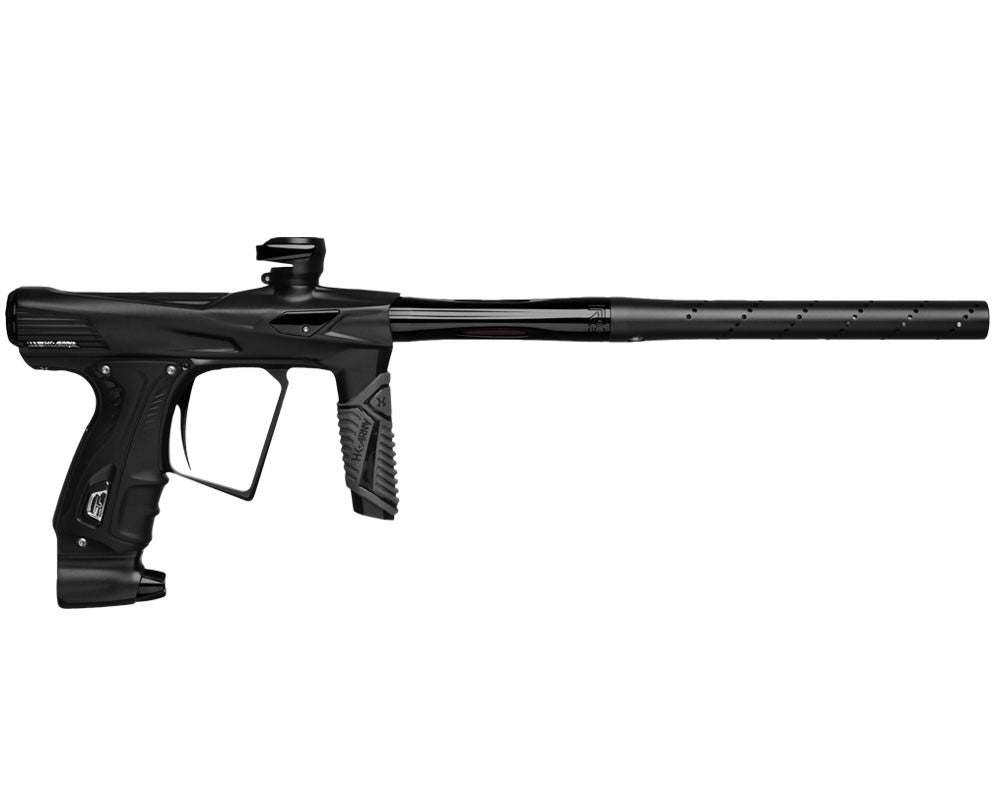 HK Army Shocker RSX Paintball Gun - Dust Black/Black