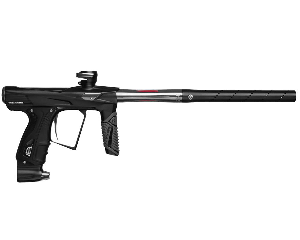 HK Army Shocker RSX Paintball Gun - Dust Black/Pewter