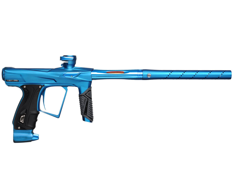 HK Army Shocker RSX Paintball Gun - Dust Blue/Blue