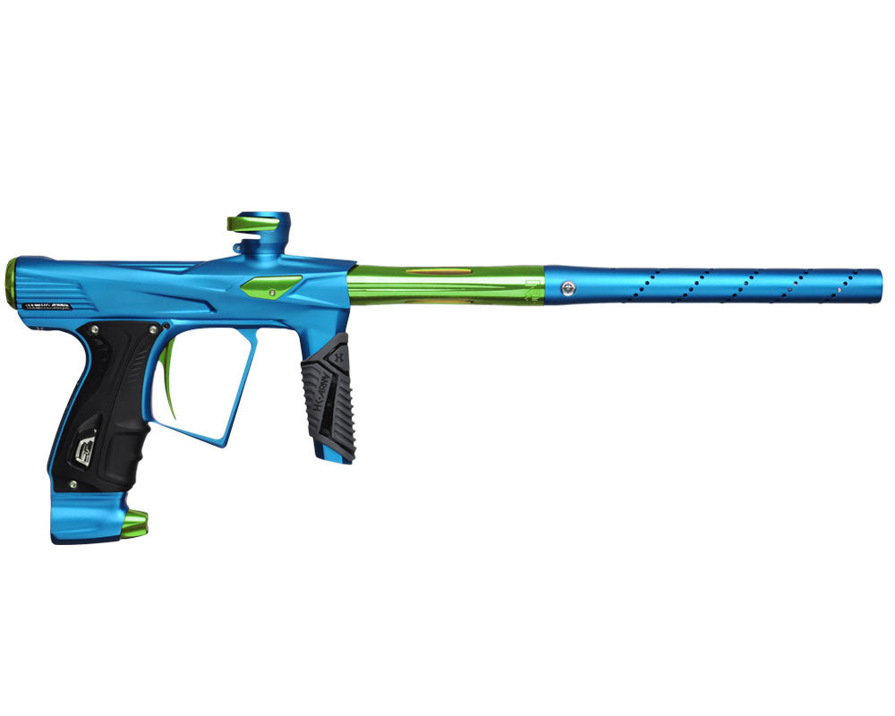 HK Army Shocker RSX Paintball Gun - Dust Blue/Green
