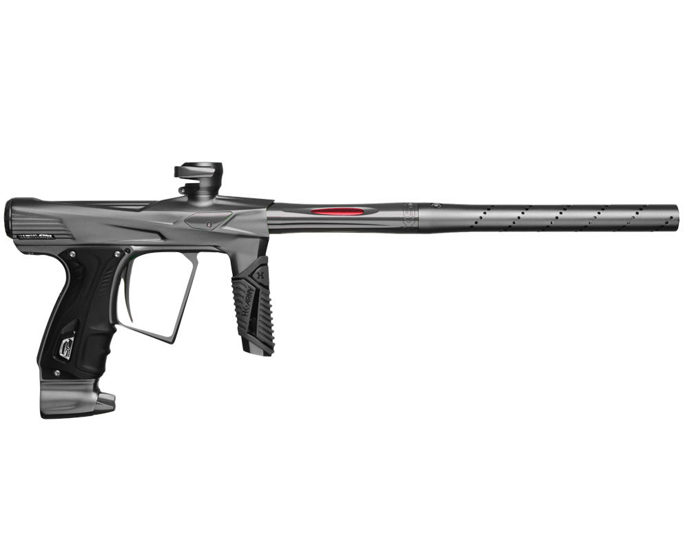 HK Army Shocker RSX Paintball Gun - Dust Pewter/Pewter