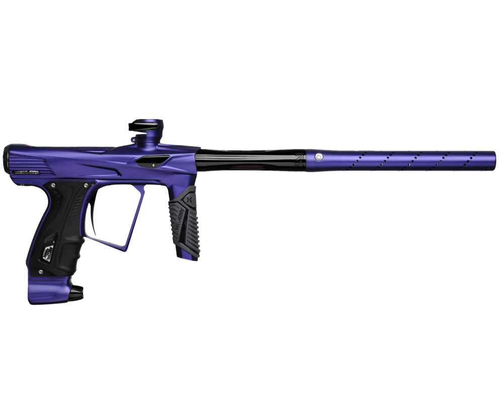 HK Army Shocker RSX Paintball Gun - Dust Purple/Black