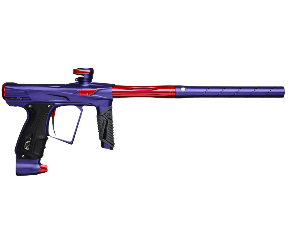 HK Army Shocker RSX Paintball Gun - Dust Purple/Red