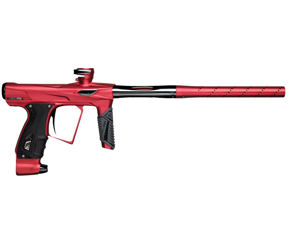 HK Army Shocker RSX Paintball Gun - Dust Red/Black