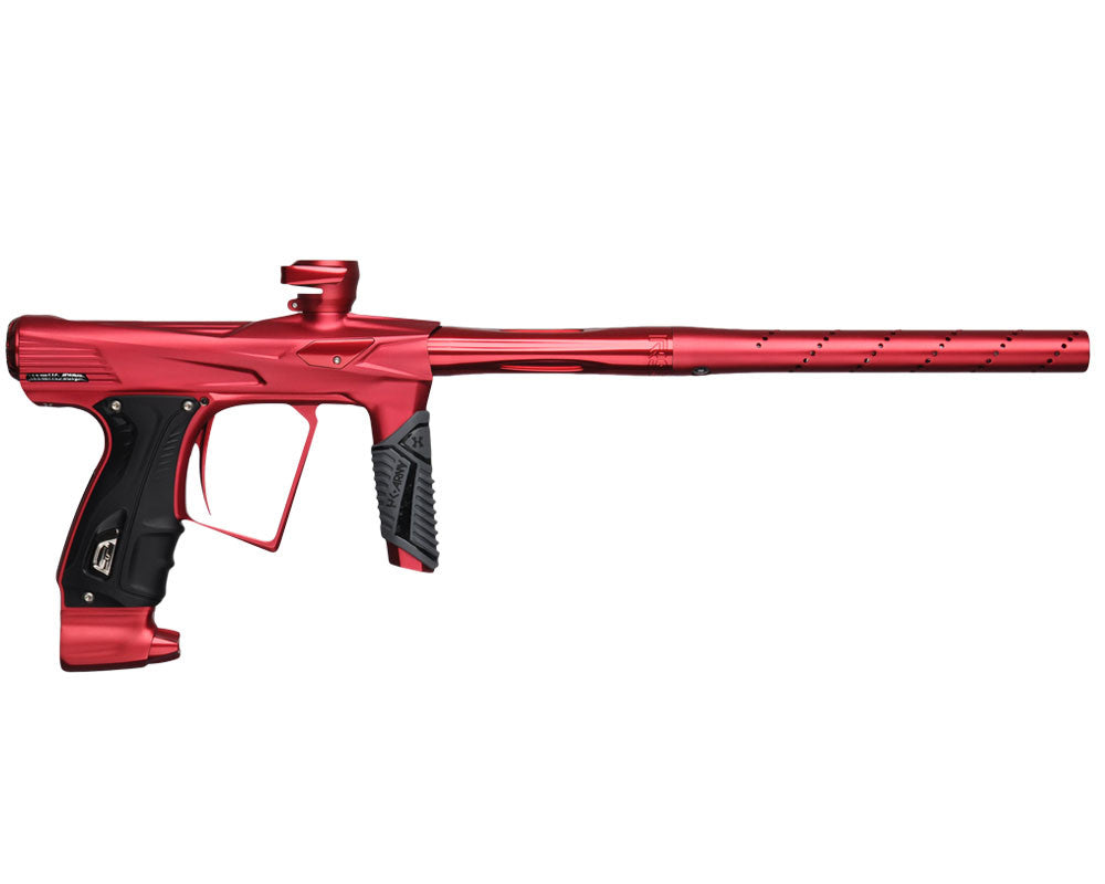 HK Army Shocker RSX Paintball Gun - Dust Red/Red