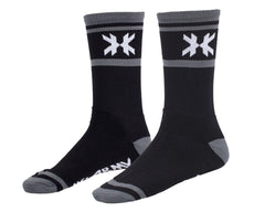 HK Army Tracer Speed Socks - Black/Grey