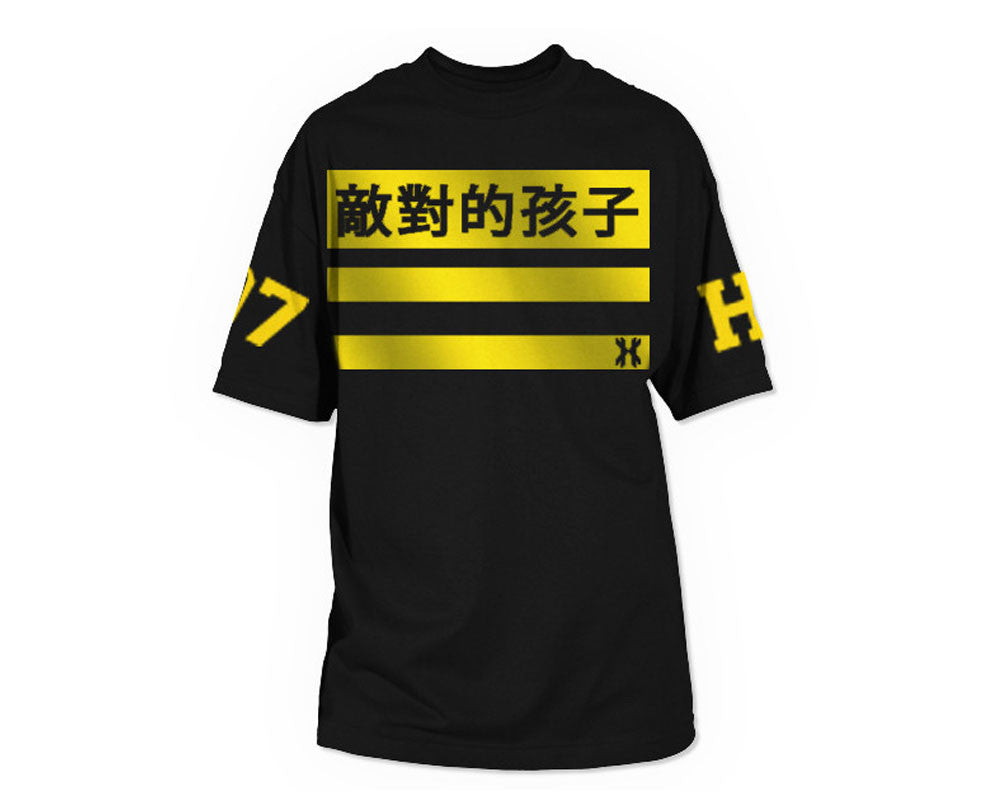 HK Army Harajuku Paintball T-Shirt - Black