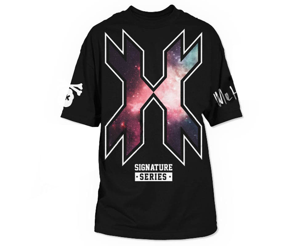 HK Army Mr. H Black Hole Dri Fit T-Shirt