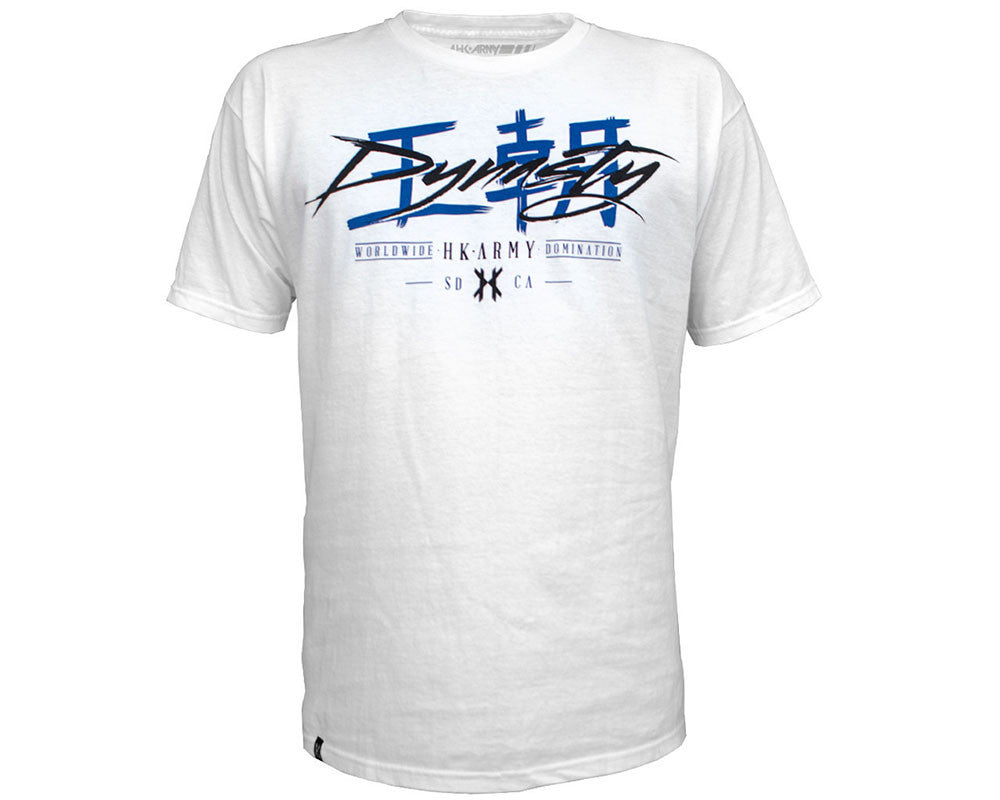 HK Army Zen Paintball T-Shirt - White