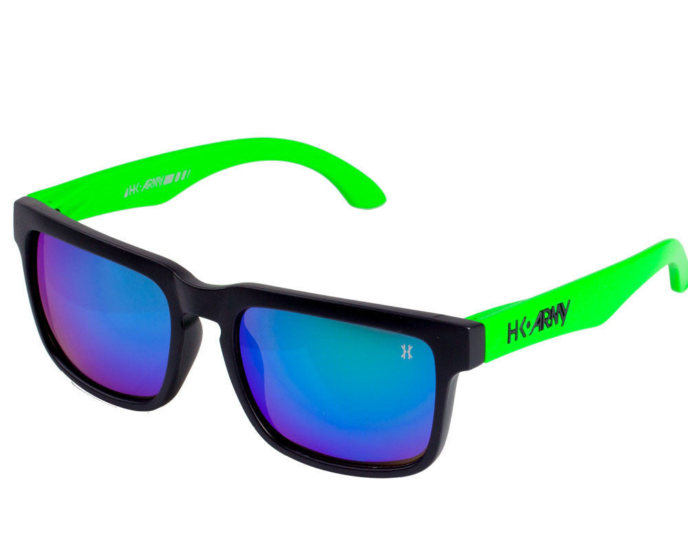 HK Army Vizion Sunglasses - Electric