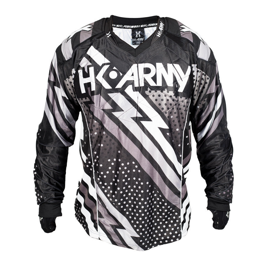 HK Army Hardline 2017 Paintball Jersey - Graphite