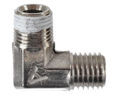 Kingman Spyder 90 Degree Male To Male (Standard To Metric) Fitting (HSF008)