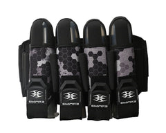 Empire 2014 Action Pack Hex FT Paintball Harness - 4+7 - Black