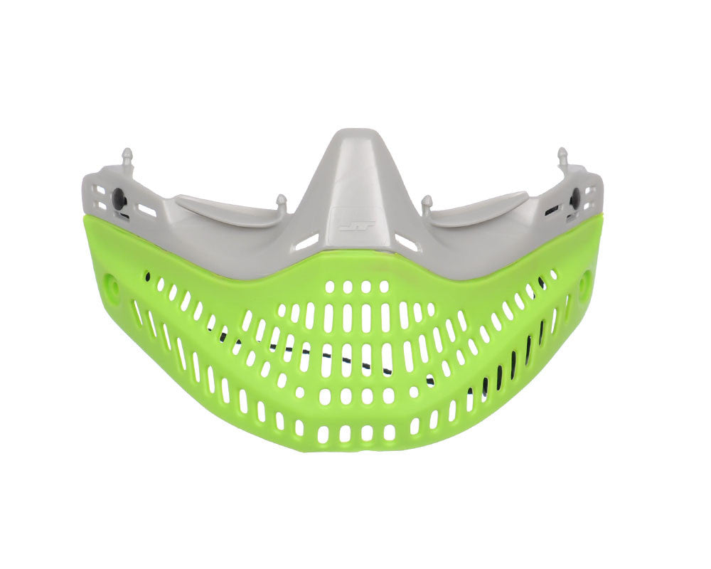 JT Spectra Goggle Flex Bottom - Silver/Lime
