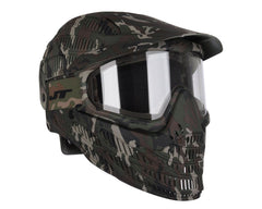 Jt Flex 8 Full Coverage Paintball Mask - Camo
