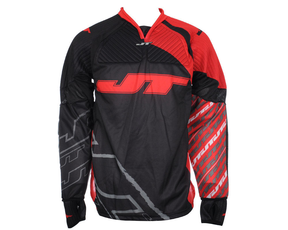 JT FX 2.0 Paintball Jersey - Red