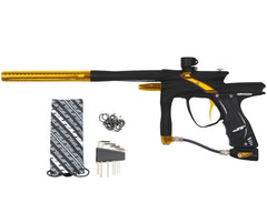 JT Impulse Paintball Gun - Dust Black/Gold