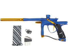 JT Impulse Paintball Gun - Dust Blue/Gold