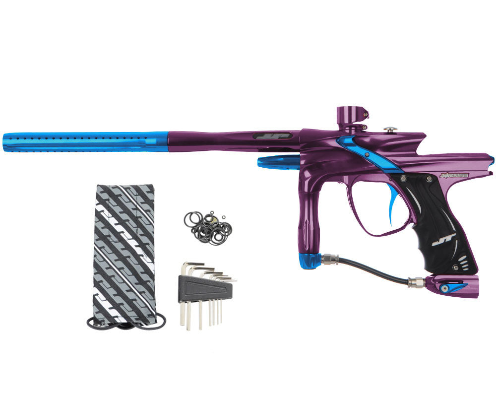 JT Impulse Paintball Gun - Eggplant/Teal