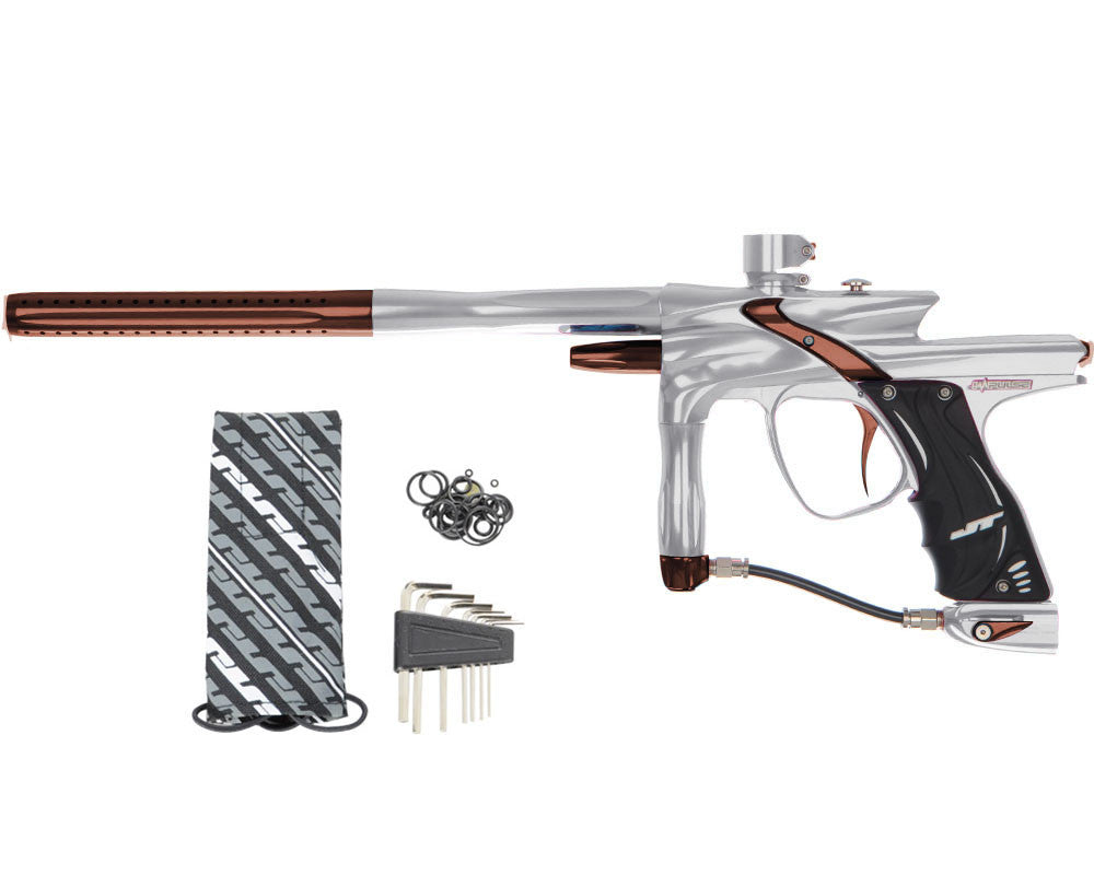 JT Impulse Paintball Gun - Grey/Brown