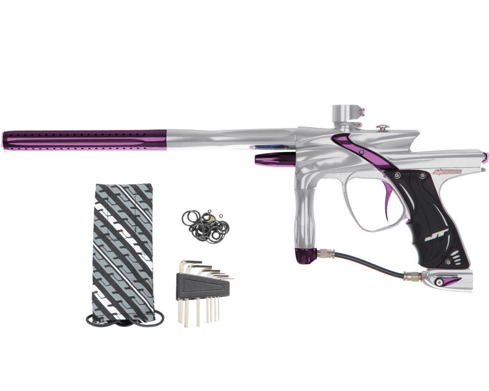 JT Impulse Paintball Gun - Grey/Eggplant