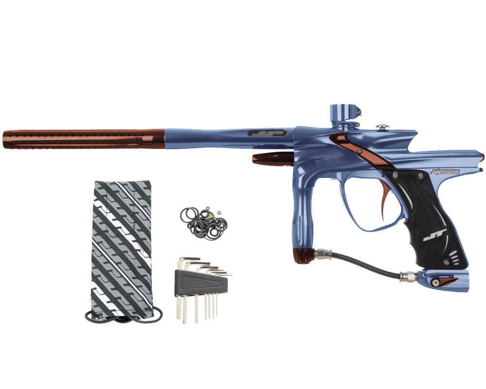 JT Impulse Paintball Gun - Gun Metal/Brown