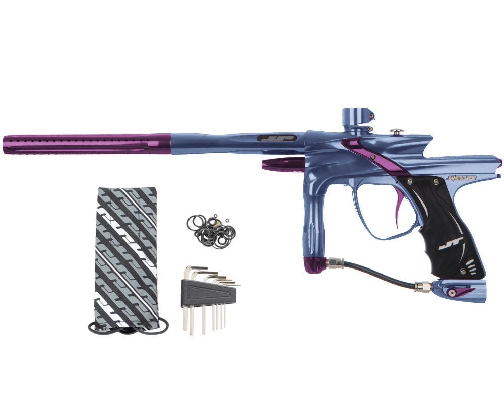 JT Impulse Paintball Gun - Gun Metal/Eggplant