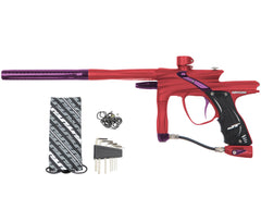 JT Impulse Paintball Gun - Dust Red/Eggplant