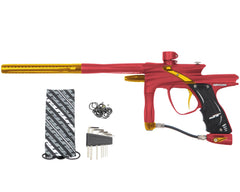 JT Impulse Paintball Gun - Dust Red/Gold