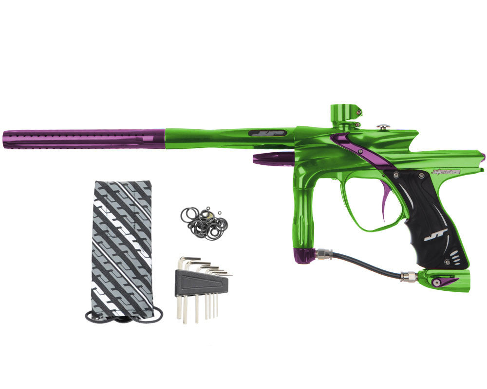 JT Impulse Paintball Gun - Slime/Eggplant