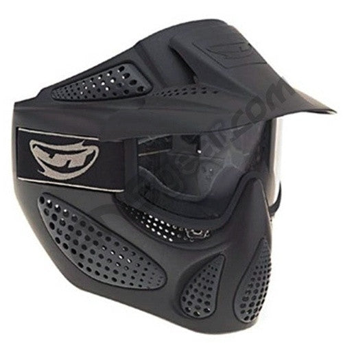 JT Invader 2 Thermal Paintball Mask - Black