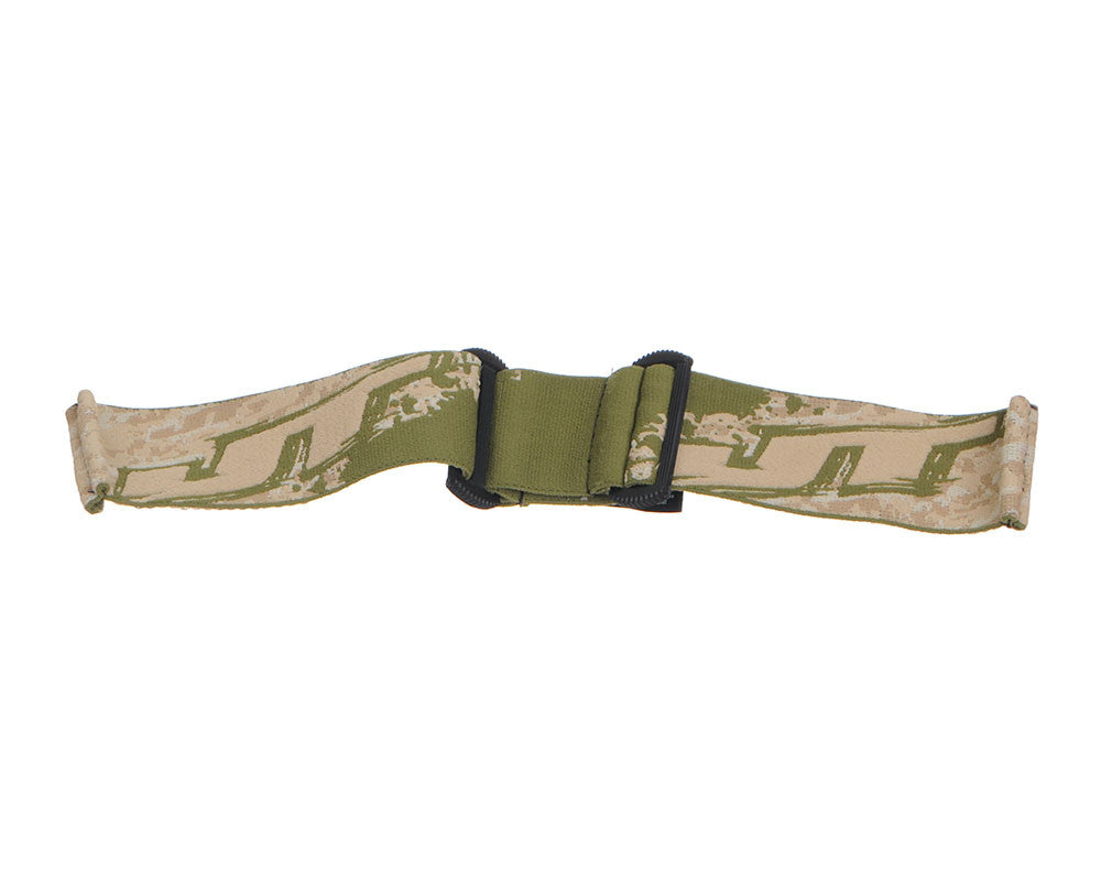 JT Replacement Goggle Strap - Tan/Olive