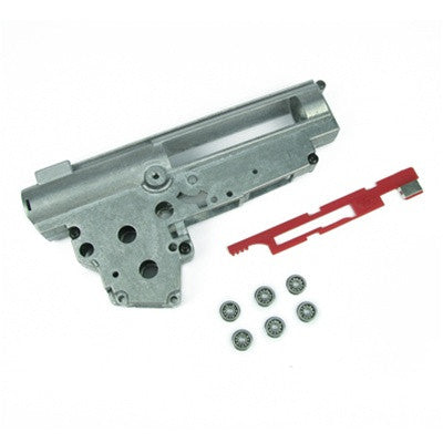 King Arms Version 3 9MM Bearing Gearbox - AK