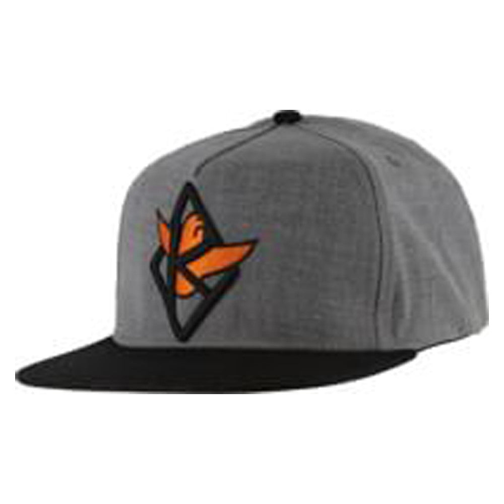 Krooked Adjustable Kaged Bird Snapback - Twill - Men's Hat