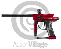 Kingman Spyder Fenix Paintball Marker - Gloss Red