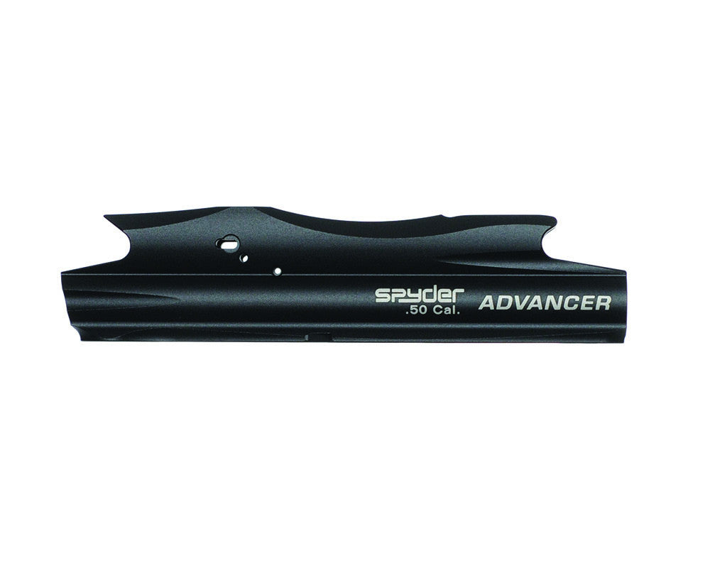 Kingman Spyder Advancer Receiver (Black) (REC054)