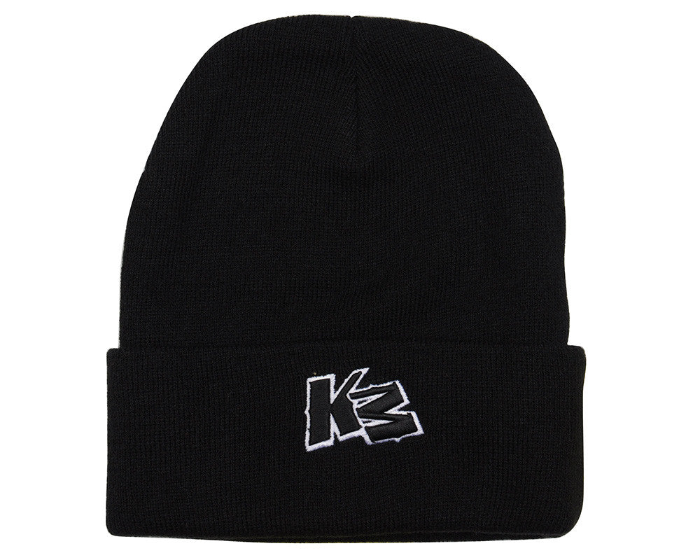 KM Paintball Beanie - Black