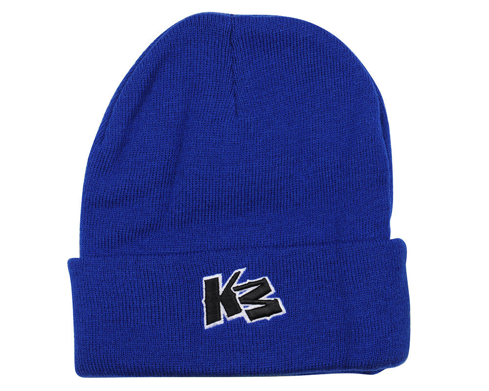 KM Paintball Beanie - Royal Blue