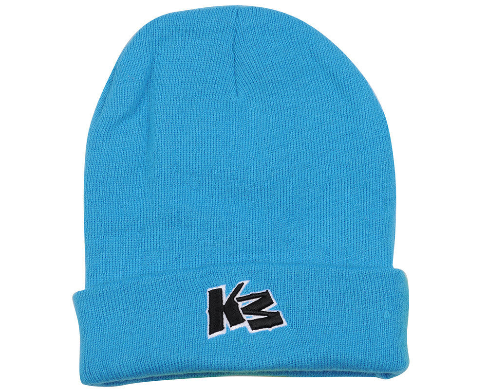 KM Paintball Beanie - Teal