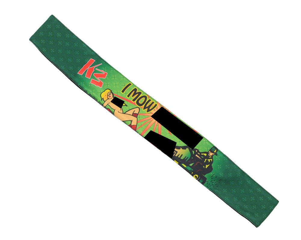 KM Paintball Headband - I Mow