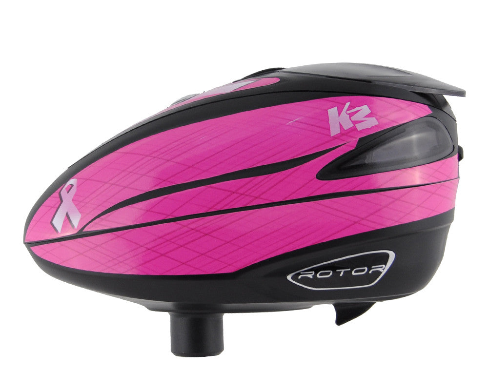 KM Rotor Loader Wrap - Breast Cancer Awareness