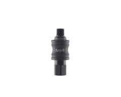 Lapco Aluminum Slide Check Valve - Black