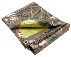 10' X 20' Lost Woods Tree Camo Tarp