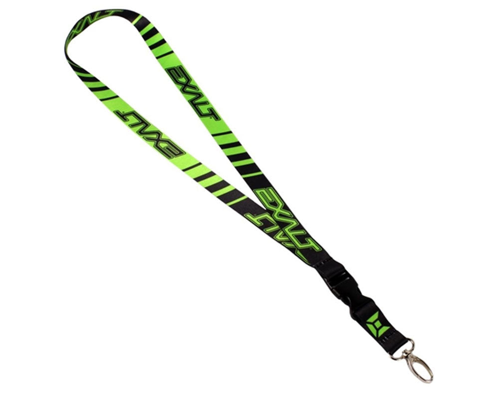 Exalt Paintball Lanyard - Lime