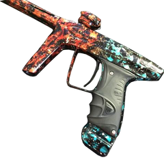 DLX Luxe Ice Paintball Marker - Limited Edition Galaxy